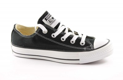 CONVERSE M9166C black all star nero ox basse unisex
