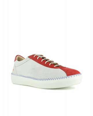 Art Company 1341 LUX SUEDE WHITE-TIBET / TIBIDABO Shoes Man White Laces