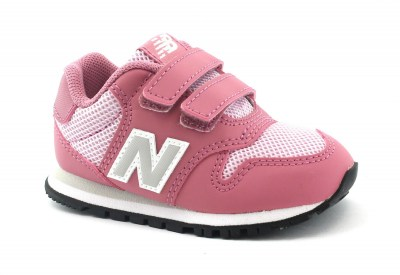 NEW BALANCE IV500 PK pink rosa scarpe bambina strappo sneakers