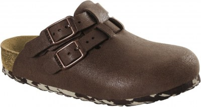 Birkenstock 1008358 Kay sandwashed brown, Microfibre Marrone