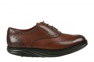 MBT 700915-1238N BOSTON WT M burnish dark brown uomo scarpe classiche lacci inglesina pelle