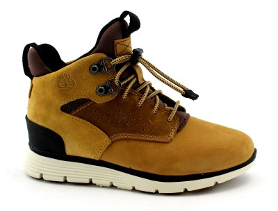 TIMBERLAND A1IS2 KILLINGTON HIKER wheat giallo bambino scarpe sneakers mid lacci