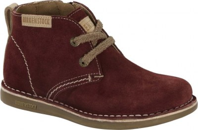 Birkenstock 1014662 Ariano port, Suede Leather Rosso