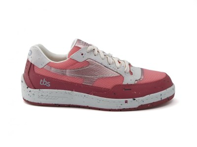 TBS RE SOURCE scarpe Donna sneakers lacci riciclate baskets