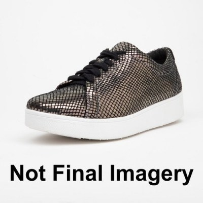 Fitflop RALLY EXOTIC SNEAKERS - BLACK MIX AW01